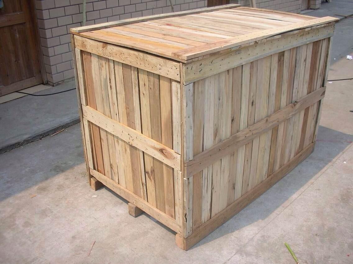 生产供应大型木箱
